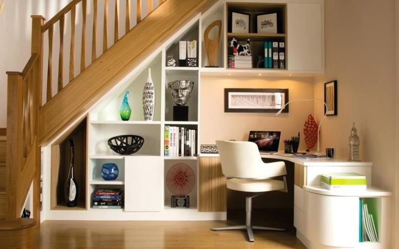 Genious Ways to Utilized Your Under Stair Area