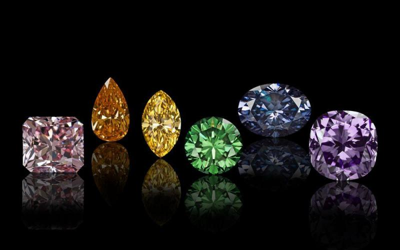 Check Online Diamonds Test and Learn About Different Diamond Types