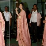 Top Actresses in Gorgeous Anarkali Dress